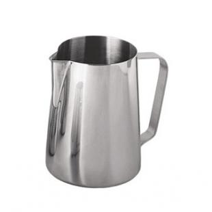 Stainless Steel Milk Frothing Cup, 12 Ounce