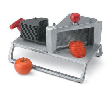 Vollrath InstaSlice Tomato Slicers with Scalloped or Straight Blades