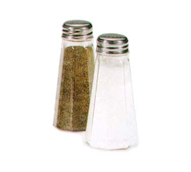Vollrath Dripcut Salt & Pepper Shaker 3 oz. - 303-0