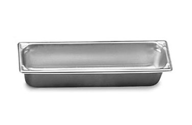 "Vollrath Super Pan V Half-Long Size 2/4 Food Pan 6"" deep - 30562"