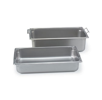 Vollrath Super Pan full size with handles - 30046