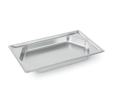 Vollrath Super Pan Super Shape Full Size Hexagon Pan 9.3 qt. - 3101240