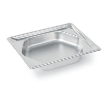 Vollrath Super Pan Super Shape Half Size Hexagon Pan 3.8 qt. - 3102240