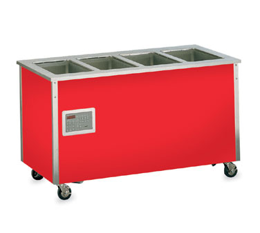 "Vollrath Signature Server Classic 34"" high ADA Four Well Hot Food Station 60""L - 37040"