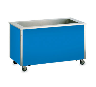 "Vollrath Signature Server Classic 34"" high NON-REFRIGERATED STANDARD Cold Pan 74"" long - 37070"