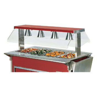 Vollrath Access Buffet Adjustable height - 36363