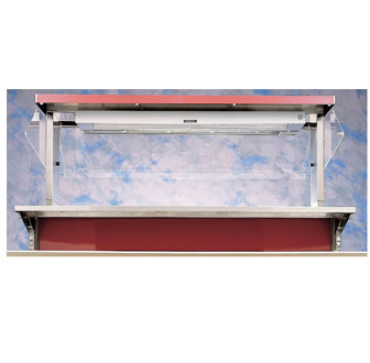 "Vollrath Cayenne Heat strip with lights - 60"" for Signature Server Classic units- requires 18 day lead time - 36412"