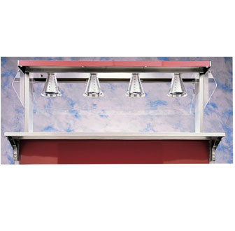 """Vollrath Incandescent/infrared lights - 74"""" for Signature Server Classic units (heat strips heat strips with lights - 36433"""