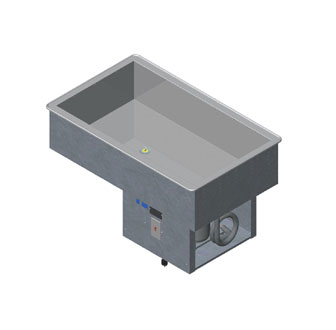 Vollrath Pan-Standard-Remote-Refrigerated-Cold-Pan-Drop-In Product Image 804