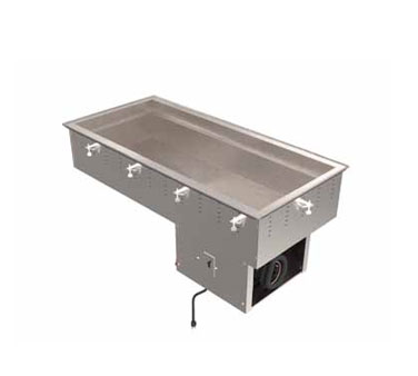 Vollrath 1-PAN NSF-7 REMOTE REFRIGERATED COLD PAN DROP-IN 18-8 stainless steel - 36456R