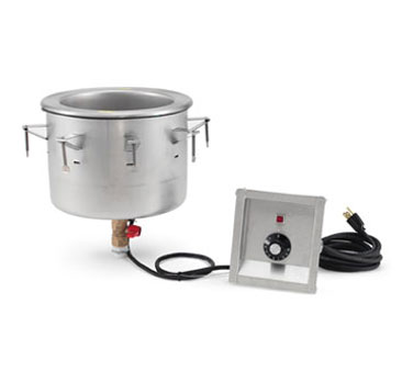 Vollrath SOUP WELL MODULAR DROP-IN with THERMOSTATIC CONTROL - 3646510