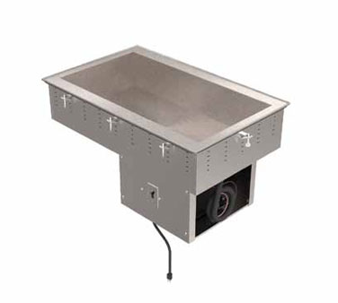 Vollrath 1-PAN STANDARD NON-REFRIGERATED COLD DROP-IN 300 series Stainless construction - 36491