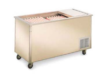 "Vollrath Signature Server Classic Milk Cooler Station 74""L - 37002"