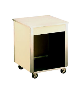 "Vollrath Signature Server Classic 34"" high ADA Cashier Station 28"" long - 37015"