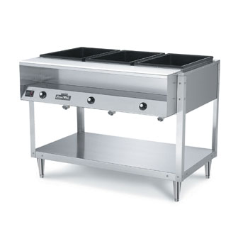 Vollrath ServeWell Hot Food Table3 Well - 38103
