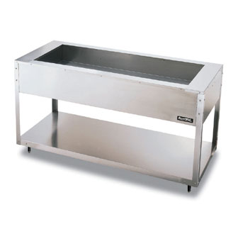 Vollrath ServeWell Cold Food Table 3 Pan - 38013