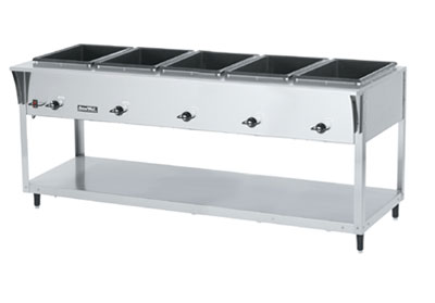 Vollrath ServeWell SL-Hot Food Table 5-Well - 38215