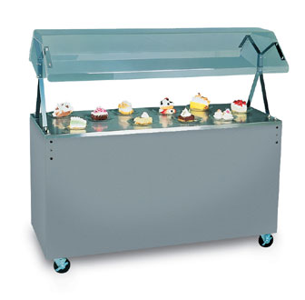 Vollrath Affordable Portable Utility Station - 38722