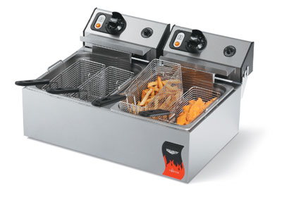 Vollrath Fryer counter top - 40708