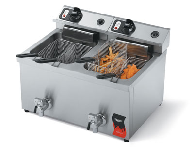 Tasteful Vollrath Fryer counter top