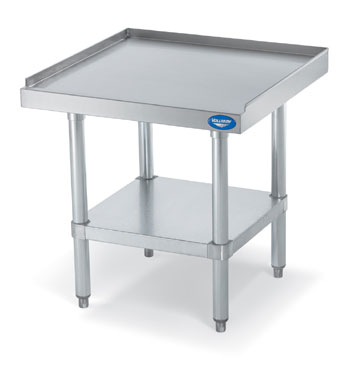 "Vollrath Equipment Stand 24""L x 24""W x 26""H - 40740"