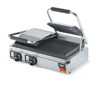 Vollrath Cayenne Italian Panini Sandwich Press electric - 40795