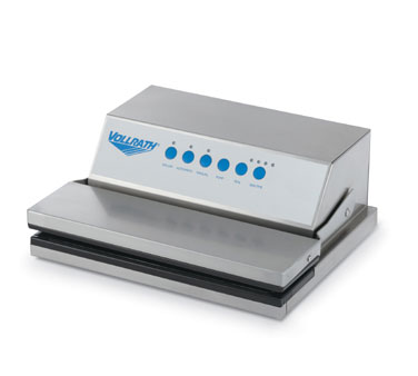 Vollrath Out-of-Chamber Vacuum Pack Machine stainless steel construction table model - 40858