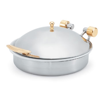 Vollrath Intrigue Solid Top Induction Chafer large - 46121