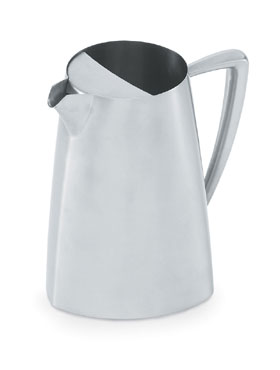 Vollrath Triennium Water Pitcher with Ice Guard 2.3 qt - 46306