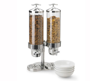 Vollrath Somerville Double Cereal Dispenser 4 quarts per dispenser - 4635210