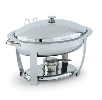 Vollrath Orion Oval Chafer 6 qt - 46500