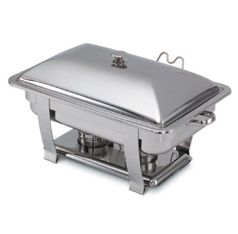Vollrath Orion Full Size 9 Qt Chafer - 46518