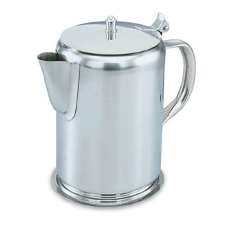 Vollrath SILVERPLATED Coffee Server 2 qt. - 48365