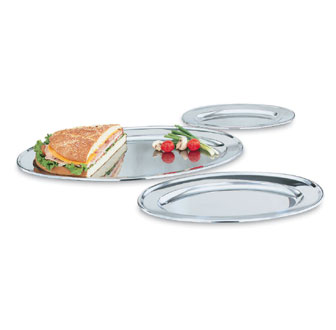 Vollrath Platter Oval - 47242