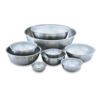 Vollrath Large Mixing Bowls