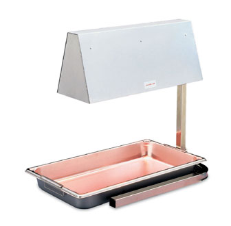 Vollrath Cayenne Heat Lamp - Model OHC-500 WHITE BULBS - 71500