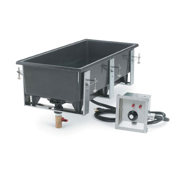 Vollrath Cayenne 4/3 Drop-In Warmer with Thermostat Well 240V - 72112
