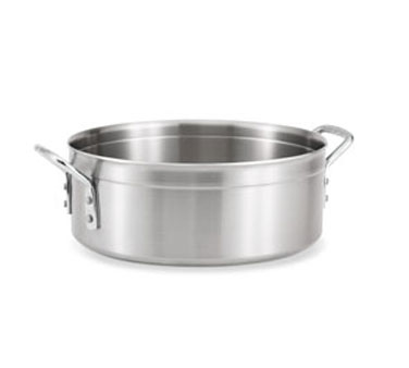Vollrath Tribute 3-ply Brazier with chrome plated s/s handles - 77761