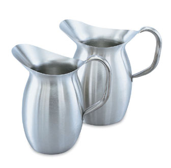 Vollrath Pitcher Bell Shaped - 82020