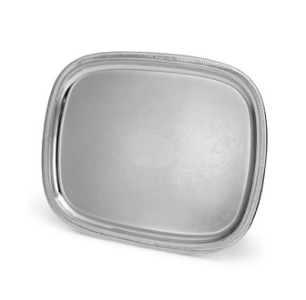 Vollrath Elegant Reflections Serving Tray Oblong - 82371