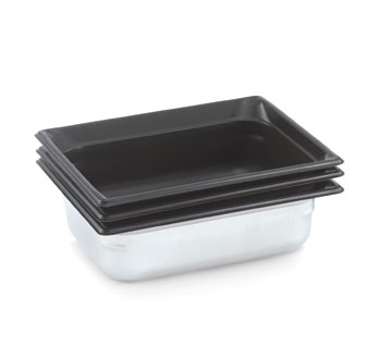 "Vollrath Super Pan 3 Half Size Food Pan 1.5"" deep - 90217"