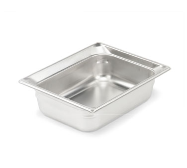 "Vollrath Super Pan 3 Half Size Food Pan 6"" deep - 90262"