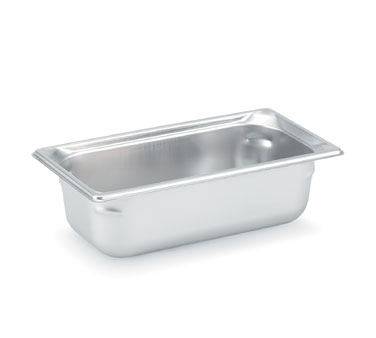 "Vollrath Super Pan 3 Third Size Food Pan 6"" deep - 90362"