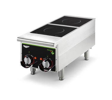Vollrath Heavy-Duty Induction Hotplate - 2 Hob Manual - 912HIMC