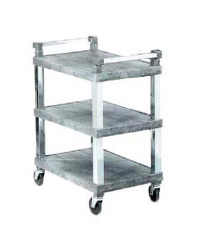 Vollrath Utility Cart 300 pound capacity - 97102