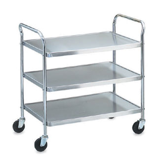Vollrath Utility Cart 500 lb - 97106