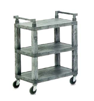 Vollrath Utility Cart open ends - 97112