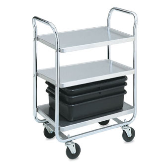 Vollrath Utility Carts 400 lb - 97166