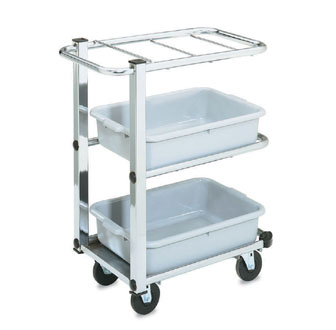 Vollrath Utility Carts single cantilever - 97186
