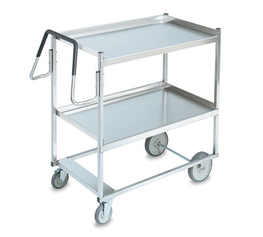 Vollrath Cart 900 pound capacity with RAISED Lower Shelf - 97202